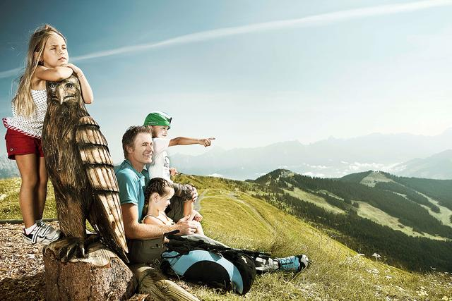 Family excursion Schmitten Zell am See